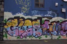 DUBLIN GRAFFITI -  #infomatique