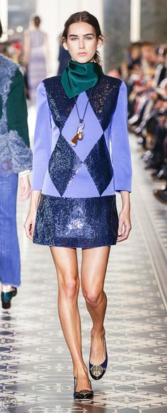 Tory Burch Fall/Winter 2016