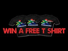 Competision Time - Win A AirGunnerSA T Shirt