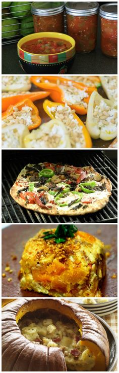 Blog round-up: Our 5 favorite garden recipes --> http://blog.hgtvgardens.com/thanks-for-the-memories-our-best-garden-to-table-recipes/?soc=pinterest