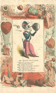 The Brave Volunteer - Vinegar Valentine