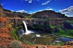 Palouse Falls, Washington, USA