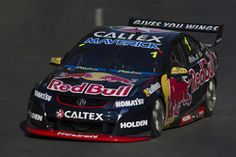 Jamie Whincup, Red Bull Holden Pole position for race 1 and 2
