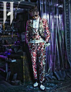 ♥ k magazines ♥ — W Korea July 2015 Hip Hop And R&b, Hip Hop Rap, Seulgi, Jonghyun, Zion T, Michael Jackson, Zico, W Korea, Skinny