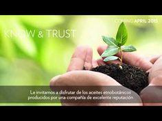 Epoch Essential Oil Teaser Video (Spanish) - YouTube