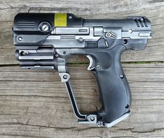 Just finished up another Boomco Halo Magnum Blaster. This is a fun ...