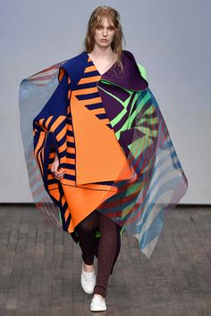 Watch Your Back, Parsons Grads. The Swedish School of Textiles Has Produced a…