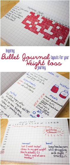 If you love bullet journaling and want to lose weight, here are some layout ideas to get you started on the right path! With a plan, a good bullet journal layout, proper diet and exercise, and a little boost from alli, you'll start seeing results! Planning and tracking is a great way to get yourself in gear.   New Years Resolution   Bullet Journal   New Year   New Year New Me   Weight Loss   #alliInMyLife #after [ad]