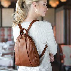 Marley Teardrop Multi Zip Backpack - Osgoode Marley - Bag 86e2ec03fbfb9