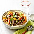 Spiced Beef and Apricot Stew Recipe - Woman's Day