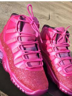 Custom Retro Jordan from KreativeMindzApparel on Etsy. Saved to Things I Need! Jordan 11, Jordan Retro, Jordan Swag, Michael Jordan, Cute Jordans, Pink Jordans, Shoes Jordans, Retro Jordans, Urban Apparel