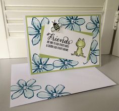 Love You Lots en Garde in Bloom, stamp sets - Stampin' Up!
