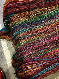 Ravelry: CTA yarn for April to June .