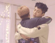 B the Light Chanwoo Ikon, Kim Hanbin, Bobby, Hug Gif, Fandom, Dandelions, I Don T Know, Love You So Much, Kpop Boy