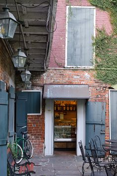 NOLA French quarter tasty bakery cafe by behrensp, via Flickr