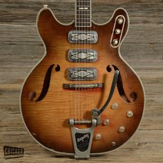 Silvertone 1485 Faded Cherry 1960s | Reverb