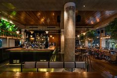 Morrison Bar  Oyster Room, by Akin Creative | Australian Design Review