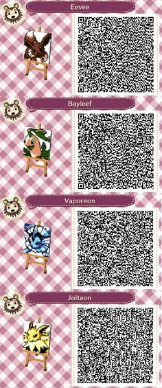 Pokemon QR Codes by shmad380.deviantart.com on @deviantART