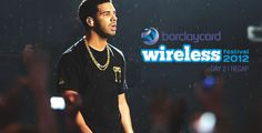 Check out our recap of this year's Barclaycard Wireless Festival (Day 2), headlined by Drake.