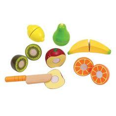 Hape Seasons Best Fresh Fruit Market Set
