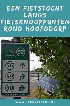 Ik maakte een fietstocht langs fietsknooppunten rond Hoofddorp. Mijn route en alles wat ik onderweg zag lees je in dit artikel. Fiets je mee? #fietsknooppunten #fietsen #haarlemmermeer #hoofddorp #jtravel #jtravelblog #fietsroute #stellingvanamsterdam