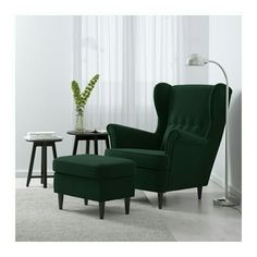 Ikea Wingchair Strandmon