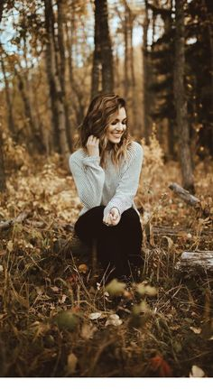 Smile and fall outfit | Inspiring Ladies