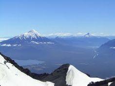 칠레 칼부코 화산 폭발전 모습 3 - Google 지도 / 사진을 클릭하시면, 원본의 큰 사진 및  많은 사진도 볼 수 있습니다.