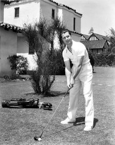 Golf, I hate you, but Don Ameche makes you seem sexy and fun.
