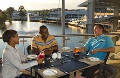 Restaurant at the Loch Logan Waterfront in Bloemfontein, in the Free State. The Loch, Free State, South Africa, Restaurants, African, The Incredibles, Diversity, City, Logan