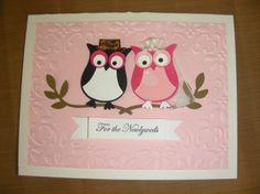 bride+groom owls.