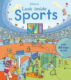 Look Inside Sports (Look Inside):Rob Lloyd Jones, Stefano Tognetti Professional Swimming, Lloyd Jones, Different Sports, Swimming Pool Designs, Sports News, Handmade Crafts, Childrens Books, Good Books, Fun