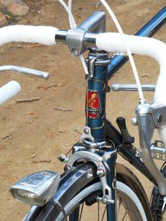 Vintage bicycle Peugeot demi course 1977