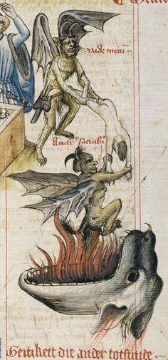 Cod. Pal. germ. 471 Hugo von Trimberg: Der Renner ; 'Tafel der christlichen Weisheit' — Nürnberg, 1425-1431/zwischen 1439 und 1444 Folio 16r