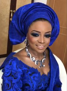 Oyinda the beautiful daughter of billionaire businessman Mike Adenuga had a secret traditional wedding Thursday. Celebrity makeup artist Banke Meshida-Lawal shared photos of the beautiful bride. Oyinda looked radiant in her Deola Sagoe outfit. More photos after the cut...