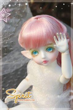 CH Ange Hani spirit white fairy