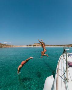 Sailing Around the Greek Isles with Yacht Getaways. — Our Travel Passport - Sailing Around the Greek Isles with Yacht Getaways. — Our Travel Passport - Sailing Cruises, Sailing Trips, Sailing Yachts, Sailing Boat, Yacht Boat, Santorini, Mykonos Greece, Crete Greece, Athens Greece