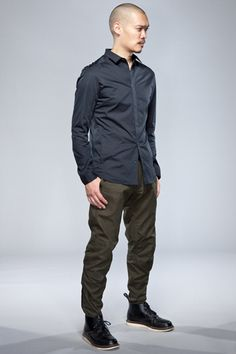 Acronym 2012 Fall/Winter Collection   Hypebeast