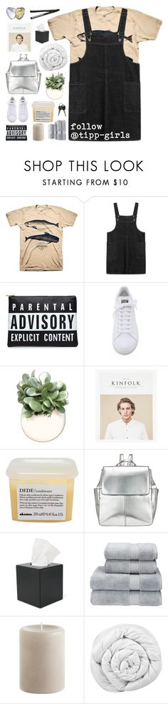 """Follow @tipp-girls!"" by lolalevjesrcna ❤ liked on Polyvore featuring adidas, WALL, Kinfolk, Davines, Kin by John Lewis, Royce Leather, Christy, Pier 1 Imports, Brinkhaus and philosoqhytags"