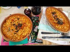 Guiso de maíz blanco con salsa verde picante - Recetas – Cocineros Argentinos