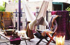 30 Beautifully Boho Chic Balcony Ideas | Home Design And Interior