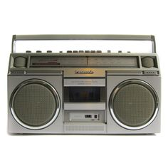 PANASONIC RX 5030 AM FM CASSETTE RADIO BOOMBOX     $195.00