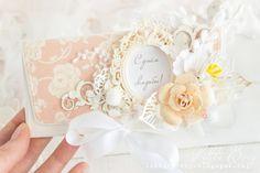 Candy Floss: Свадебный конверт для денежного подарка. Мастер-класс от Алёны Little Evey