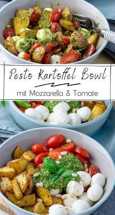 Veggie Recipes, Healthy Dinner Recipes, Vegetarian Recipes, Cooking Recipes, Vegan Dinners, Soul Food, Food Inspiration, Pesto, Clean Eating