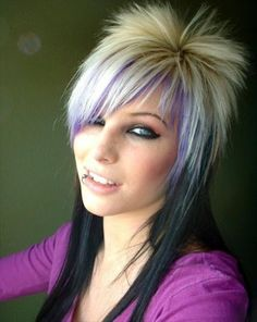 Punk Hairstyles for Women