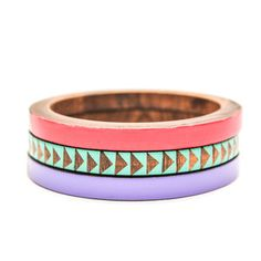 Grimes Skinny Bangle Set, $27, now featured on Fab.