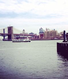 Seaport and the Ferry