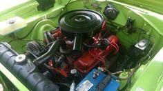 Plymouth Satellite Roadrunner V8 Cabriolet - 1968