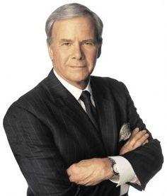 Tom Brokaw, former NBC Evening News Anchor.