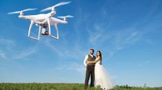 Three or four dress changes, a bevy of bridesmaids, photos taken by drone and its own #weddinghashtag. http://www.bbc.com/news/uk-39716582